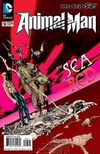 Animal Man Vol 2-9 Cover-1