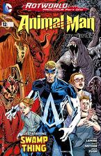 Animal Man Vol 2-12 Cover-1