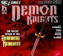Demon Knights (Volume 1) Issue 4