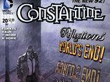 Constantine (Volume 1) Issue 20
