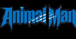 Animal Man vol2 logo