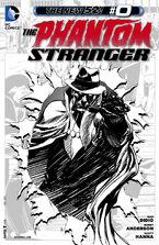The Phantom Stranger Vol 4-0 Cover-2