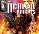 Demon Knights (Volume 1) Issue 1