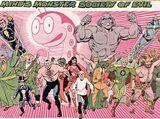 Monster Society of Evil/Gallery