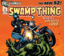 Swamp Thing (Volume 5) Issue 3