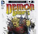 Demon Knights (Volume 1) Issue 0