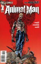 Animal Man Vol 2-1 Cover-2