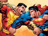 CaptMarvel vs Superman