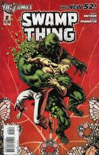 Swamp Thing Vol 5-2 Cover-2