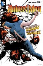 Animal Man Vol 2-21 Cover-1
