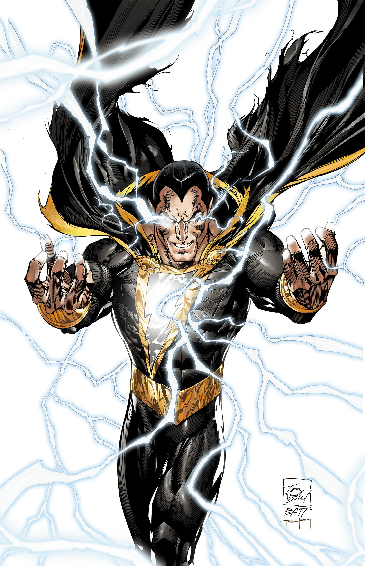 Black Adam | Shazam Wiki | FANDOM powered by Wikia