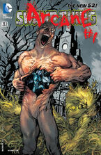 Swamp Thing Vol 5-23.1 Cover-1