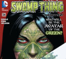 Swamp Thing (Volume 5) Issue 34