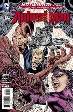 Animal Man Vol 2-15 Cover-1