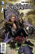 Constantine Vol 1-1 Cover-2