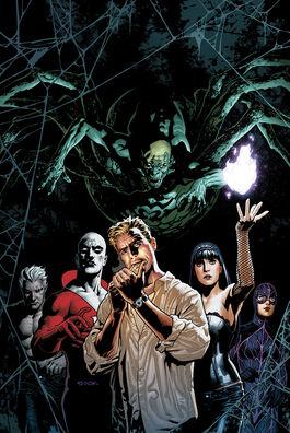 Justice League Dark Vol 1-9 Cover-1 Teaser