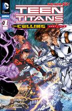 Teen Titans Annual Vol 4-1 Cover-1