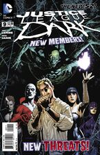 Justice League Dark Vol 1-9 Cover-1