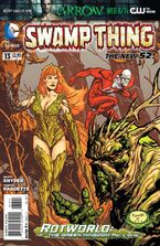 Swamp Thing Vol 5-13 Cover-1