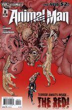 Animal Man Vol 2-2 Cover-2