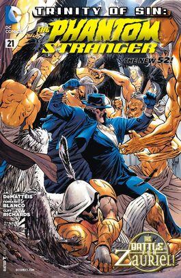 The Phantom Stranger Vol 4-21 Cover-1