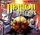Demon Knights (Volume 1) Issue 2