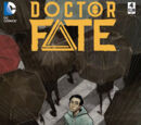 Doctor Fate (Volume 4) Issue 4