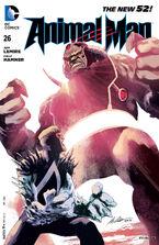 Animal Man Vol 2-26 Cover-1