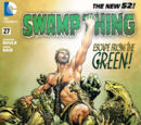 Swamp Thing (Volume 5) Issue 27