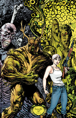 Swamp Thing Vol 5-12 Cover-1 Teaser