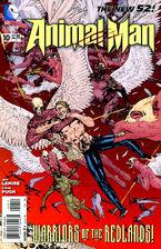 Animal Man Vol 2-10 Cover-1