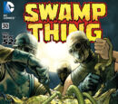 Swamp Thing (Volume 5) Issue 30