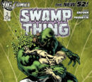 Swamp Thing (Volume 5) Issue 2