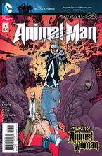 Animal Man Vol 2-7 Cover-1