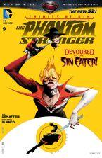 The Phantom Stranger Vol 4-9 Cover-1