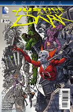 Justice League Dark Annual Vol 1-2 Cover-1