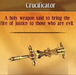 Crucificatorweapon