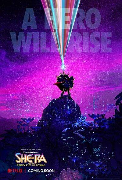 She-ra-series-poster