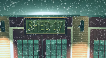 Shed 17 Xmas Special