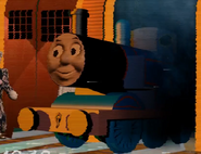 Thomas as a Tank Engine