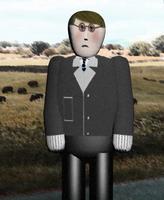 Hans Gotze as a Teenager