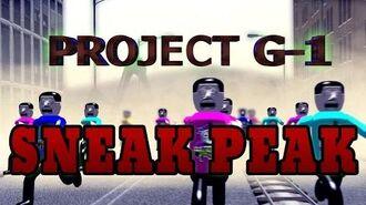 Project G-1 sneak peek