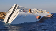 Shed 17 - Costa Concordia capsized