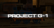 Thomas The Tank Engine Project G-1