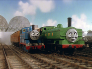 Thomas and Duck