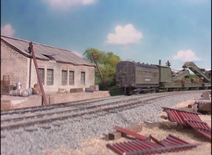 Tidmouth Goods Station