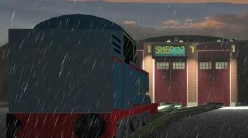 Thomas The Tank Engine Shed 17-2