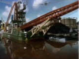 The Green Salvage Vessel