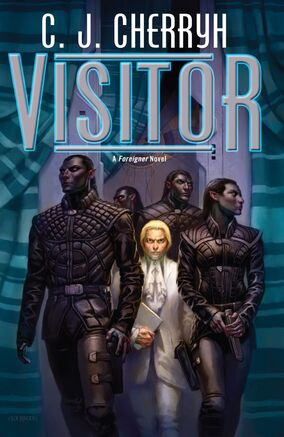 Visitor-cover