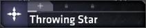 ThrowStar Icon